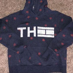 women's tommy hilfiger hoodie